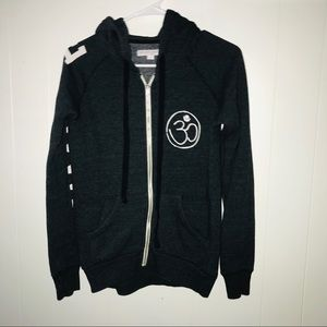 Spiritual Gangster Tops - Spiritual Gangster zip hoodie